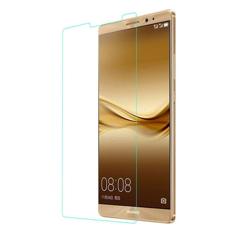 Huawei Mate 8 - 0.25mm Hærdet Panserglas Med Arc Edge
