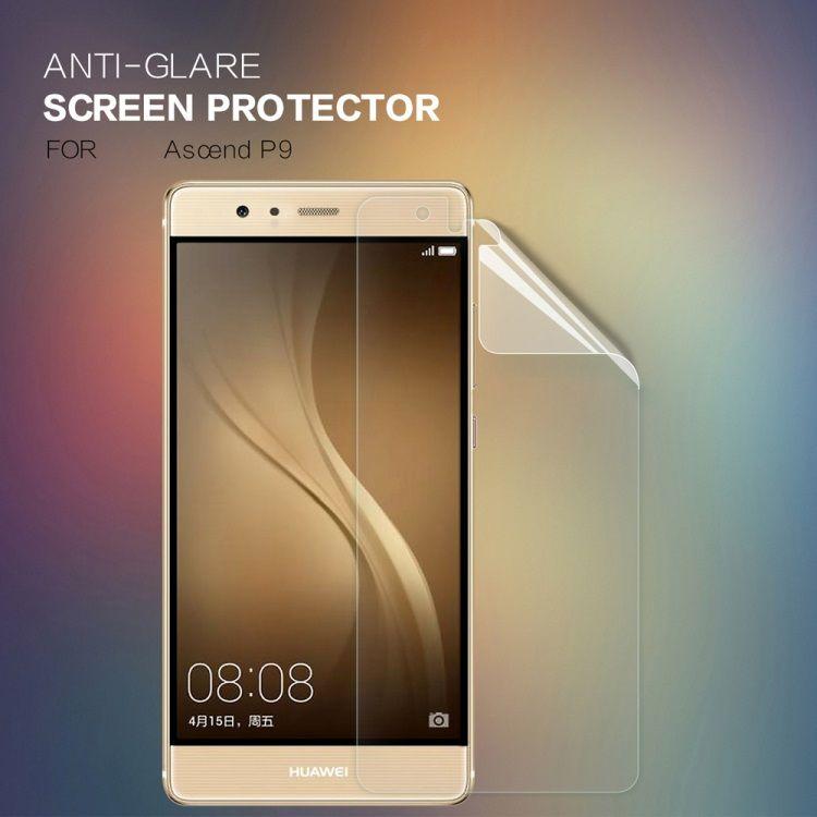 Image of   Huawei P9 - NILLKIN Ridsesikker Mat Beskyttelsesfilm