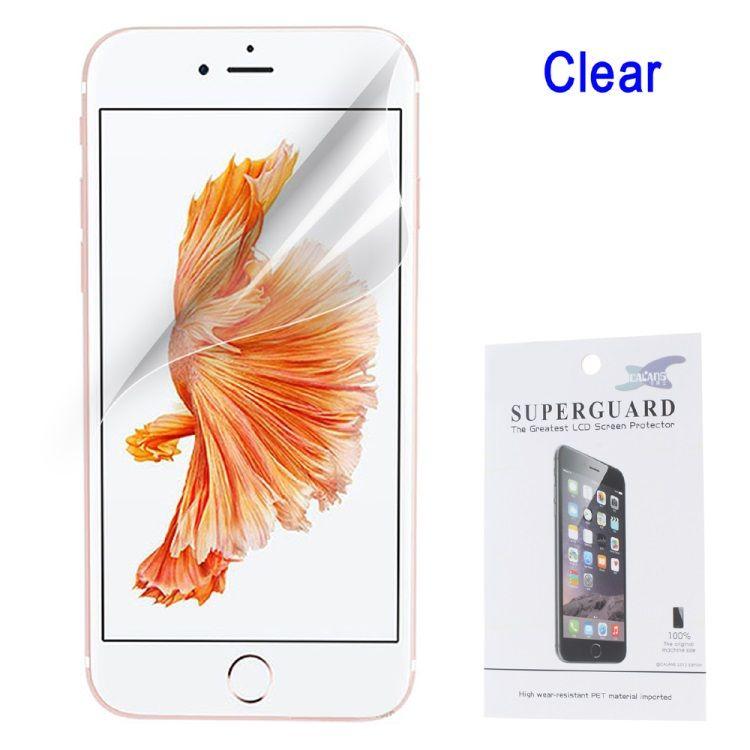 Image of   Iphone 8/7 - Klar LCD Beskyttelsesfilm