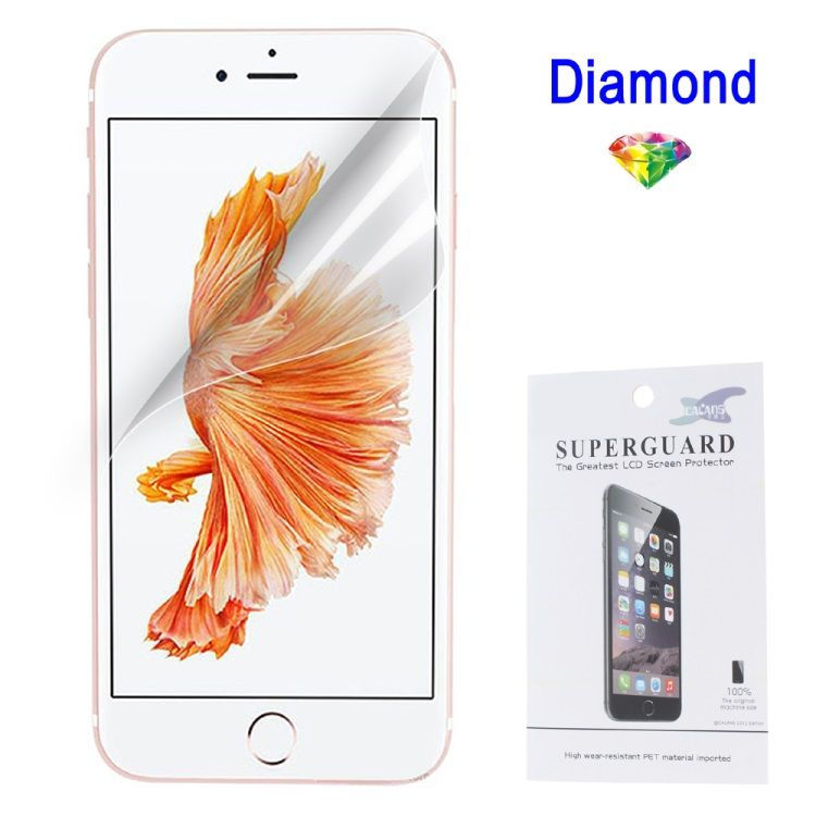 Image of   Iphone 8/7 - Diamant Effekt LCD Beskyttelsesfilm