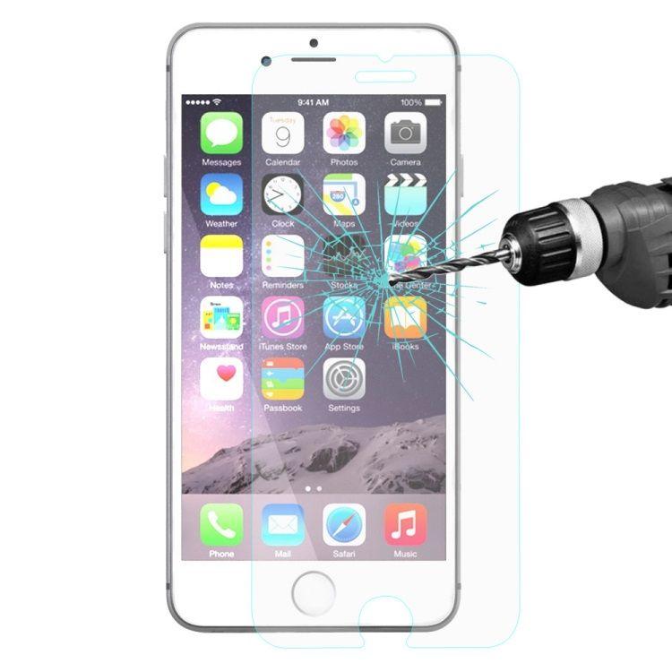 Iphone 8 plus/7 Plus - HAT PRINCE Hærdet panserglas protector 0.26mm 9H 2.5D