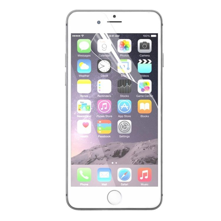 Image of   Iphone 8/7 - ENKAY Klar Beskyttelsesfilm