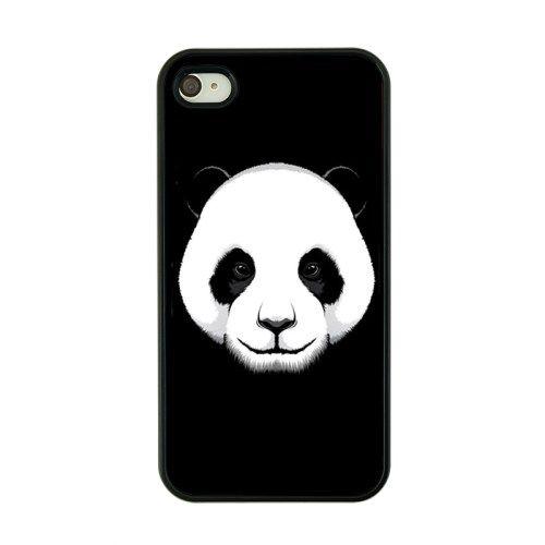 Image of   iPhone 4/4S - Hard Back Etui - Panda