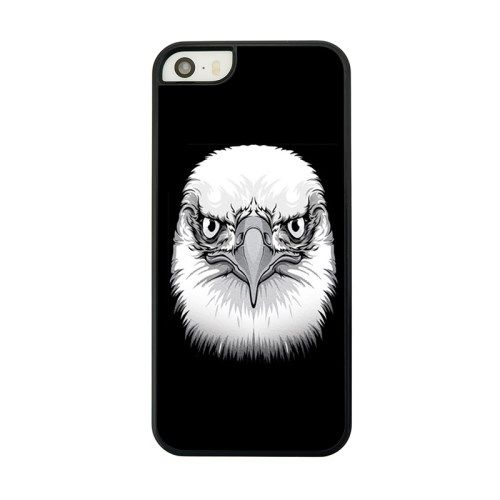 Image of   iPhone 5/5s/SE - Hard Back Etui - Ørn