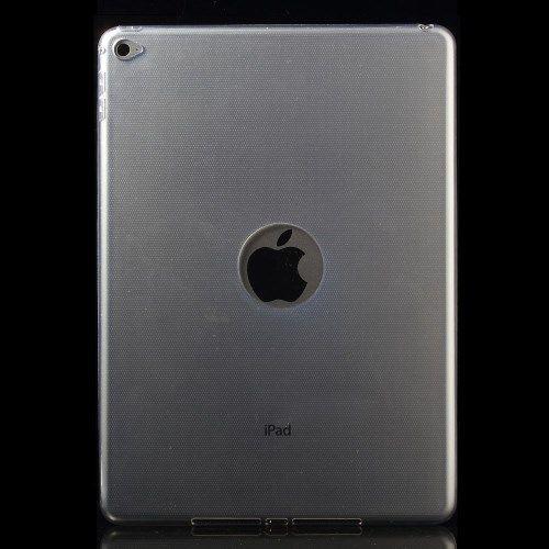 Image of   iPad Air 2 - 0.6mm Spinkelt Blankt TPU Etui - Transparent