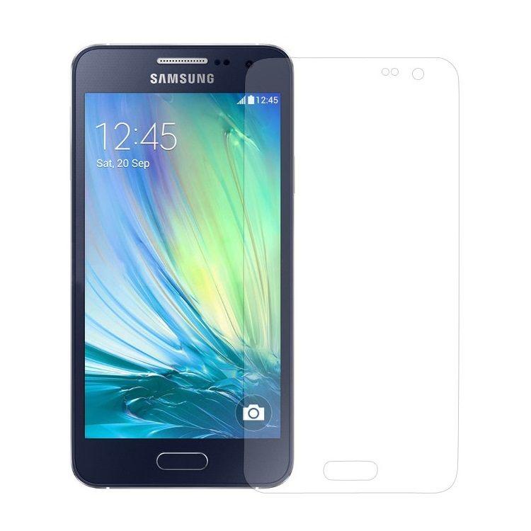 Image of   Galaxy A3 (2015) - 0.3mm Eksplosionssikker Hærdet Panserglas