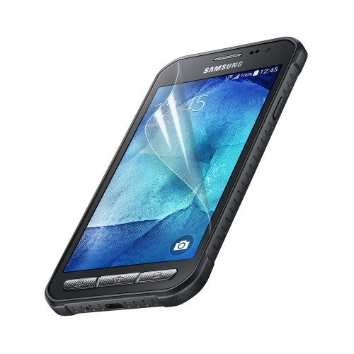 Image of   Galaxy Xcover 3 - Klar LCD Beskyttelsesfilm