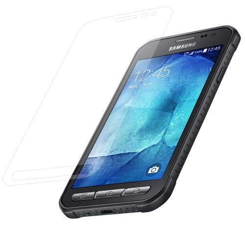 Image of   Galaxy Xcover 3 - 0.3mm Hærdet Panserglas med Arc Edge