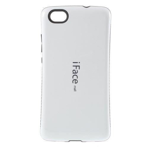 Image of   Huawei Ascend P8 Lite - IFACE PC og TPU Hybrid Etui - Hvid