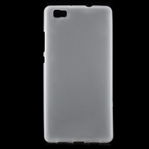 Image of   Huawei Ascend P8 Lite - Mat TPU Etui - Transparent