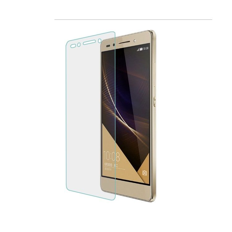 Image of   Huawei Honor 7 - 0.3mm Hærdet Panserglas med Arc Edge