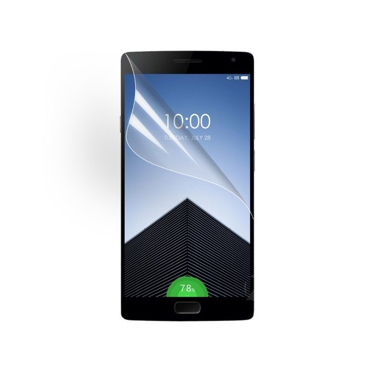 OnePlus 2 - Ultra Klart LCD Beskyttelsesfilm