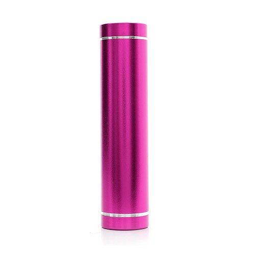 Image of   Læbestift PowerBank Batterioplader - Rosa
