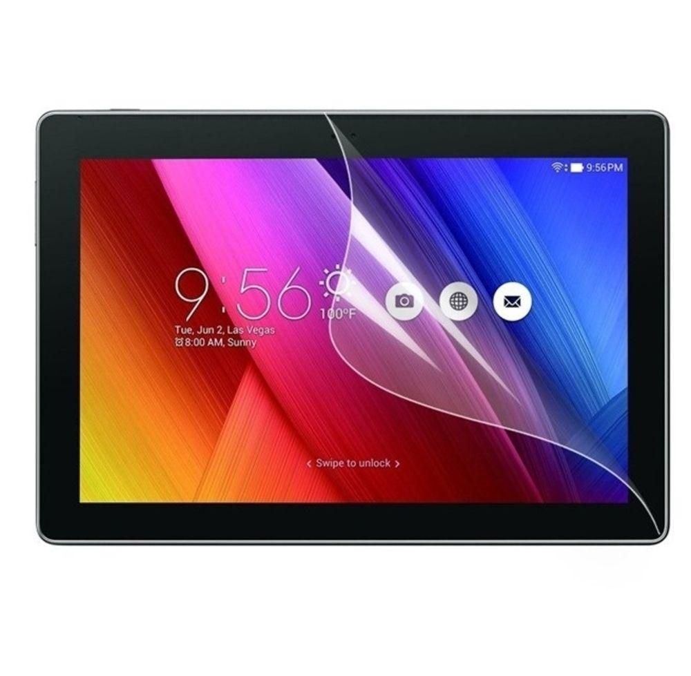 Image of   Asus ZenPad 10 Z300C - Klar LCD beskyttelsesfilm